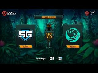 SG e-sports vs beastcoast, Dota Pro Circuit 2021: S1 - SA, bo3, game 1 [Lex & Eiritel]