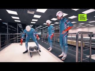 Физкульт-привет от победителей шоу Танцы на ТНТ