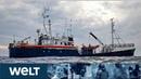 SEA EYE Rettungsschiff Alan Kurdi nimmt Kurs auf Lampedusa Salvini tobt
