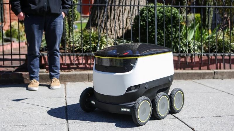 3 INTERESTING ROBOTS