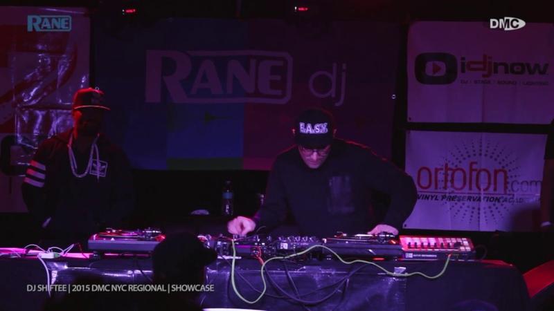 DJ Shiftee Showcase II 2015 DMC NYC Regional DJ Battle