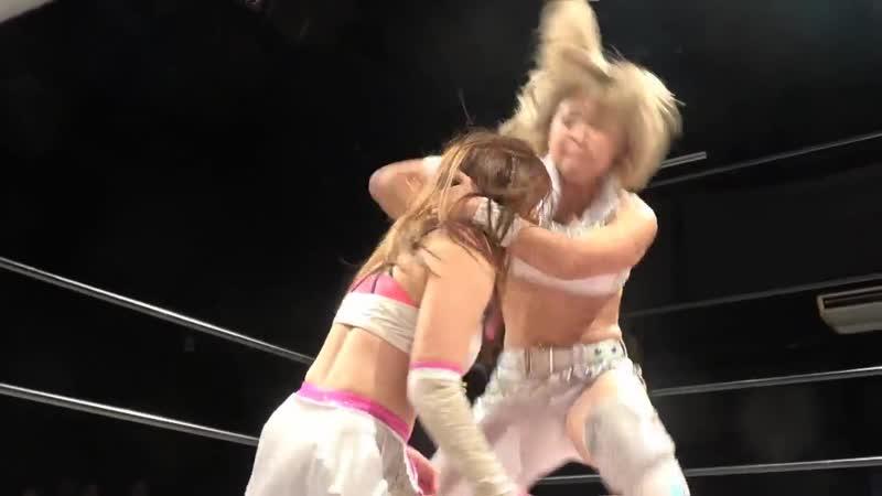 3. Hiromi Mimura Mary Apache vs. Konami Yoko Bito