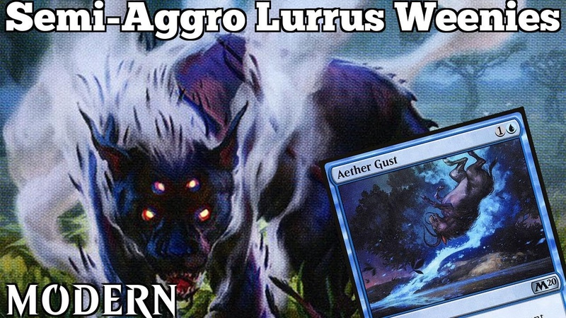 Semi-Aggro Lurrus Weenies | Grixis Dragon | Modern