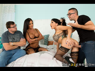 Elicia solis, romi rain, keiran lee (brazzers porn video 18+)