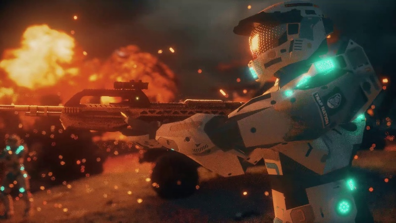 Halo 3 Theme Song Nolan van Lith Remix