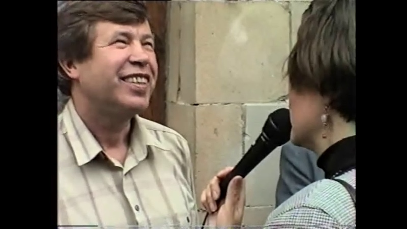 ПАМЯТИ БУШИНА Уважать человека в себе самом Виктор АНПИЛОВ о Владимире БУШИНЕ 1997