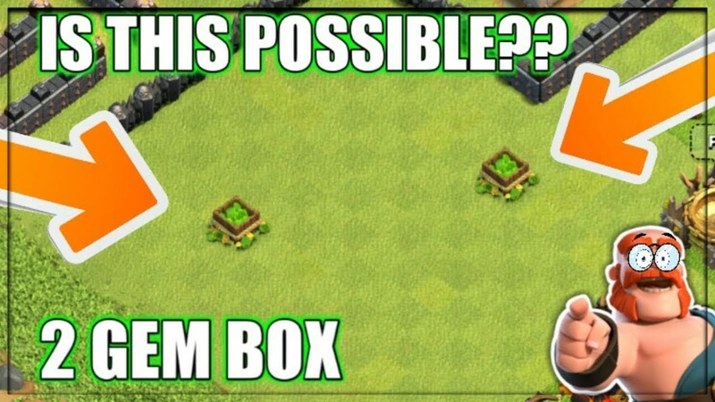 THINGS ONLY COC PLAYERS WILL UNDERSTAND l TWO GEMS BOX IN 1 HOUR