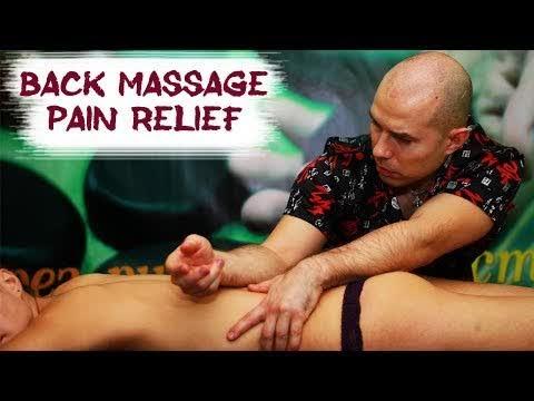 Massage Relax Лечебный массаж Омск NICE BACK MASSAGE session Массаж спины Токмаков
