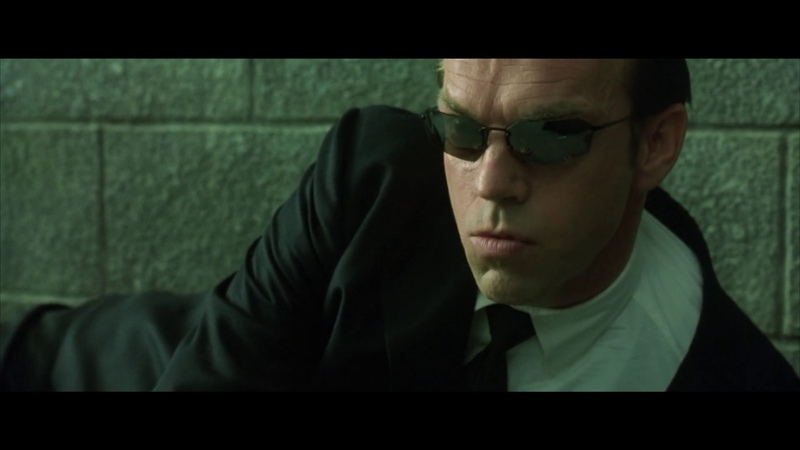 Matrix Reloaded Neo Vs Agent Smith's Multiply V2 4K