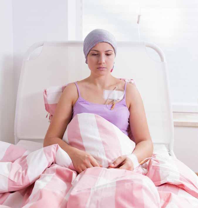Некоторые врачи специализируются на химиотерапии.