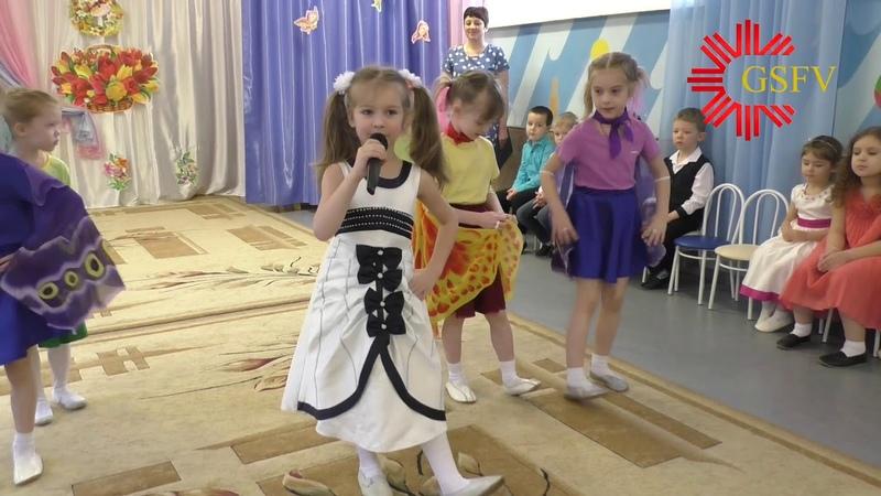 Песня на утренник 8 марта в детском саду Свадебный Фотограф Видеограф Ярославль
