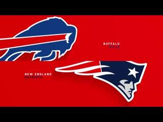 Nfl 2019-2020 / week 16 / / buffalo bills @ new england patriots
