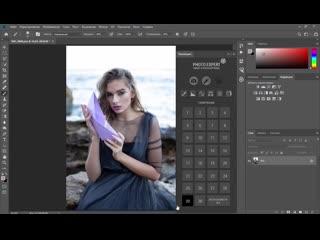 Панель PhotoExpert. Обзор инструментов панели фотографа. (Алексей Кузьмичев)