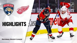 Florida Panthers vs Detroit Red Wings   , 2021   Game Highlights   NHL 2021   Обзор матча