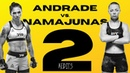 UFC 249: Jessica Andrade vs. Rose Namajunas 2 'Survivor' Promo (2WEI Cover)