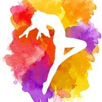 Логотип Школа танцев Мегаполис Хастл в Ростове