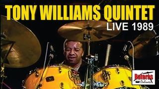 Tony Williams Quintet - Wallace Roney, Billy Pierce, Mulgrew Miller & Bob Hurst - Live 1989