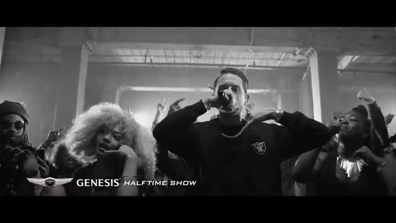 G-Eazy West Coast No Limit ESPN Monday Night Football Genesis Halftime Show