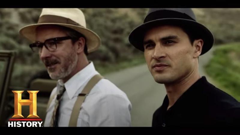 Project Blue Book Season Two Trailer   Drama Series   HISTORY