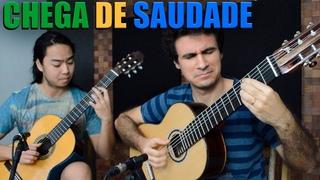 CHEGA DE SAUDADE   Bossa Nova arranjada em Samba-Choro   TOM JOBIM e VINICIUS DE MORAES