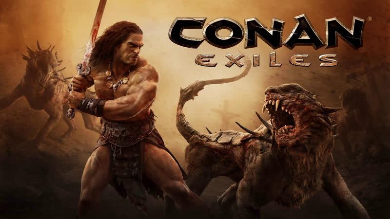 Выписался с больничке Conan Exiles