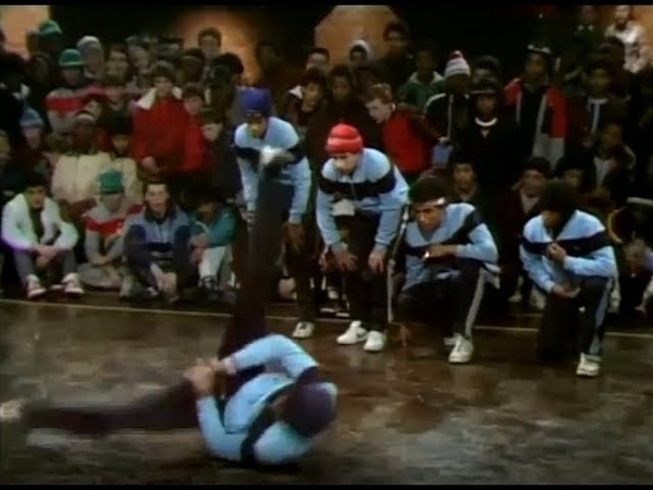 Sounds Good FULL Breakdance B Boy Competition 1985 UK Yorkshire Television Calendar