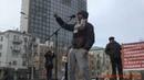 Бенес Айо опять жжёт в Донецке. 29.03.2014