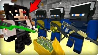 Штурм базы, ВСЕ В АТАКУ! ЧАСТЬ 77 Зомби апокалипсис в майнкрафт! - (Minecraft - Сериал)