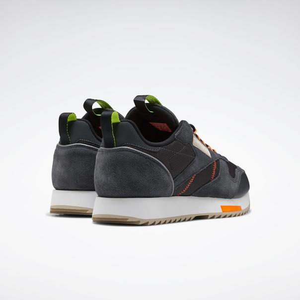 Кроссовки Reebok Classic Leather Ripple Trail image 4