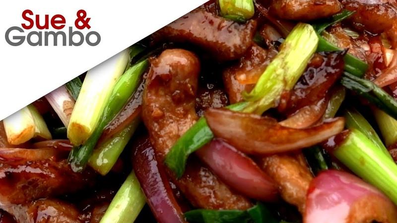 Mongolian Pork Stir Fry Recipes