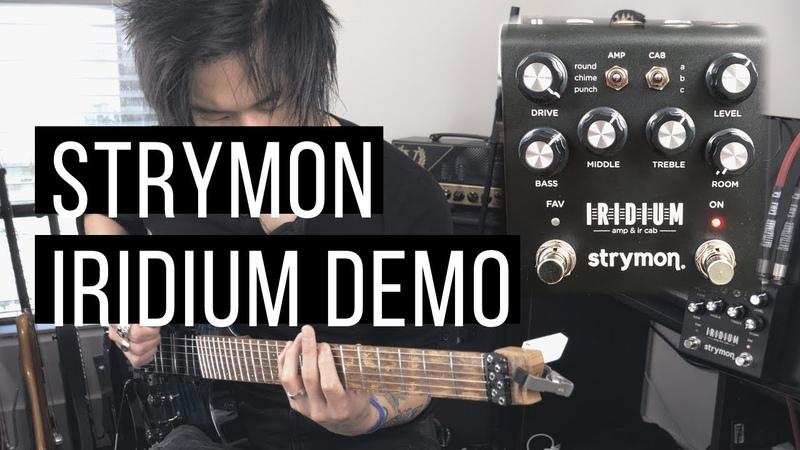 Strymon Iridium Demo AMAZING Amp IR Cab