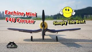 Best Mini RC F4U Corsair Airplane ever
