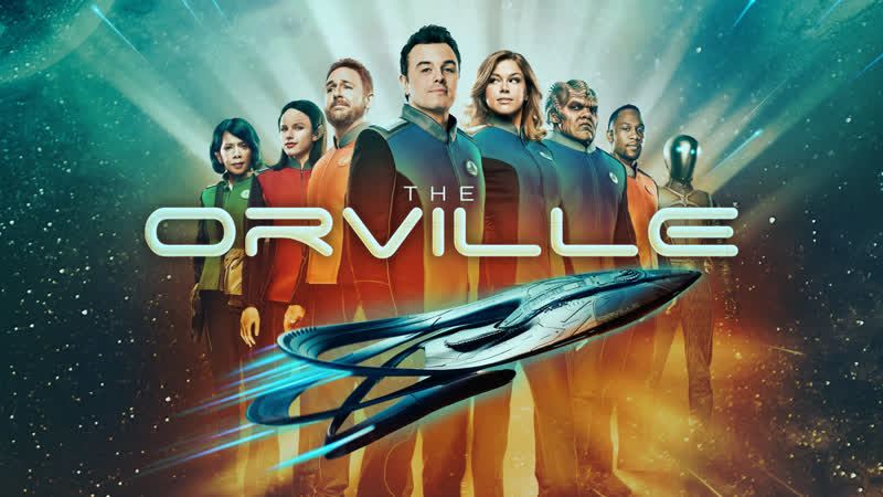 The Orville STD just cant match the charm this show brings