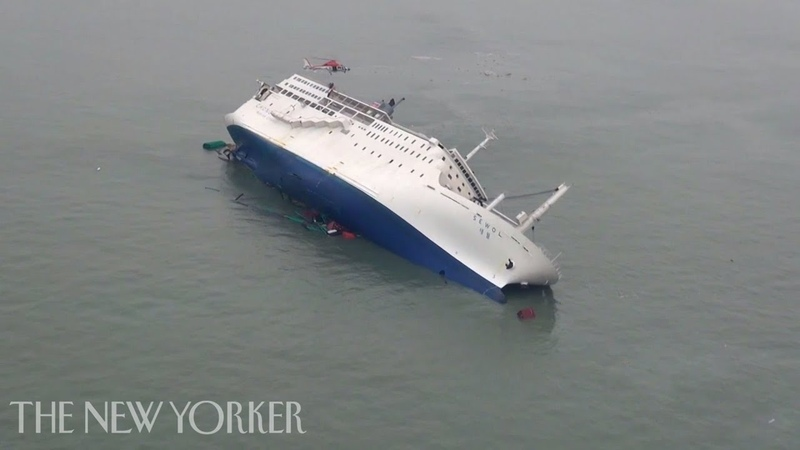 What Went Wrong in the South Korean Ferry Disaster The New Yorker