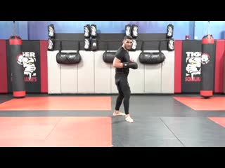 Kickboxing Classes for Adults - E15 - Advanced - Sensei Lyman Good _ Tiger Schul