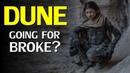 Director Denis Villeneuve talks DUNE – Is It Going for Broke Afterall?