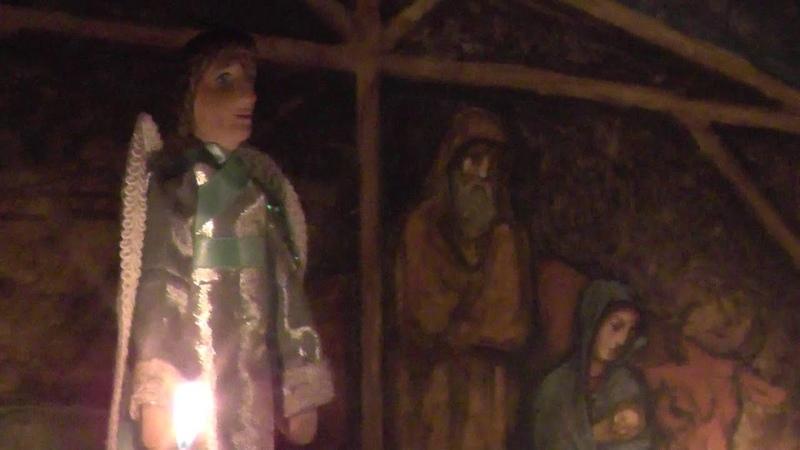 Рождественский вертеп Трилистник 8 января 2015