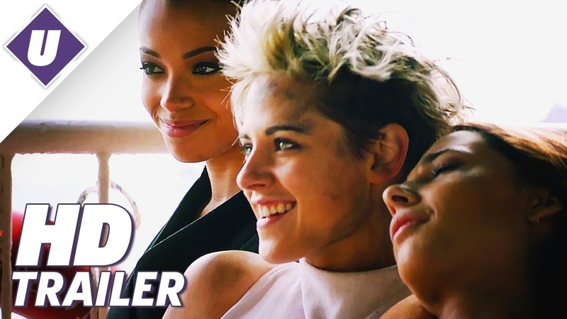 Charlies Angels (2019) - Official Trailer 2 | Kristen Stewart, Ella Balinska, Naomi Scott