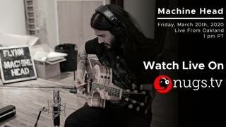 Robb Flynn Acoustic Live at Home First Two Songs 3/20/20