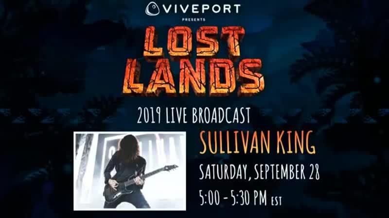 Sullivan King @ Lost Lands 2019