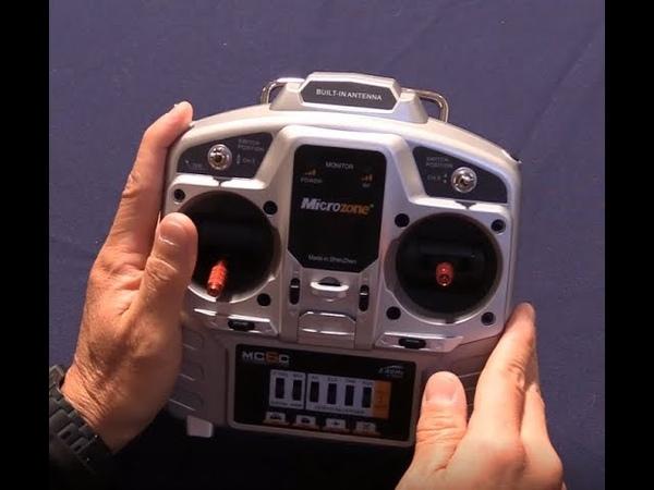 Microzone MC 6 Tutorial 2 4ghz RC System