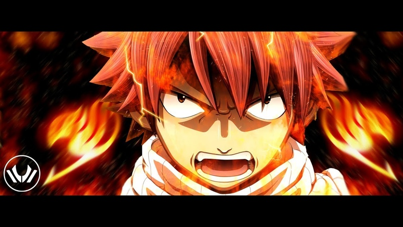 Fairy Tail Metal Song -Burn | By Divide Music Ft. RUSTAGE