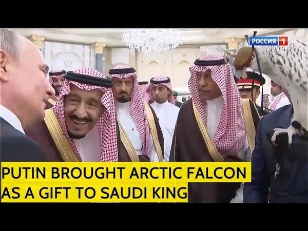 BREAKING! Putin Arrives In Saudi Arabia As Middle East Kingmaker And Signs Multi-Billion Deal!