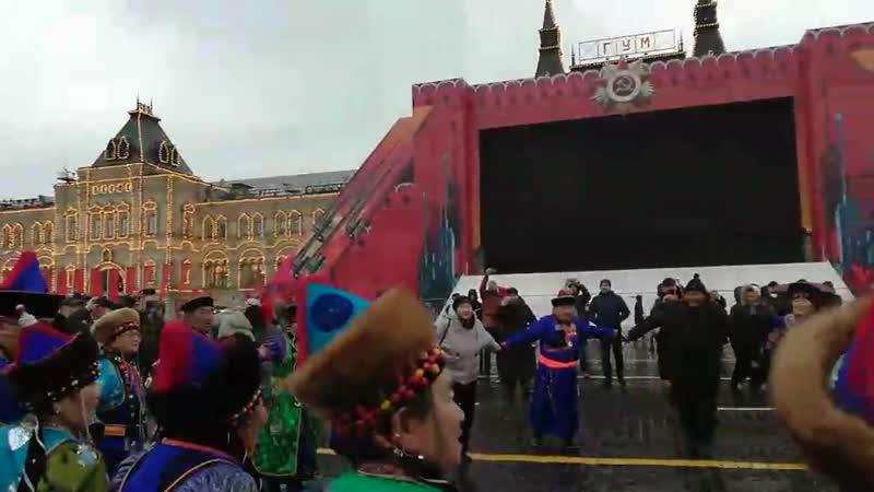 Ёхор на красной площади