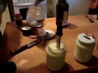 Домашний маионез за 1 минуту