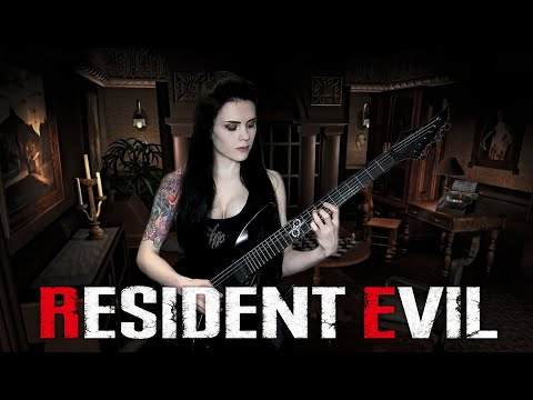 Resident Evil 3 - Save Room (shred metal version)