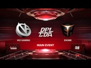 Vici Gaming vs EHOME, DPL-CDA Professional League Season 1, bo3, game 3 [Mila Mortalles]