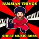 """Sheet Music Boss - Soviet March (From """"Command and Conquer: Red Alert 3"""")"""