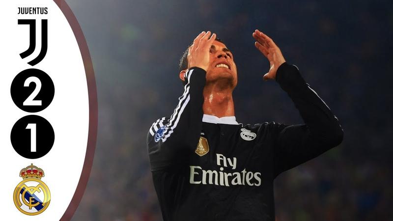 Juventus vs Real Madrid UCL 2 1 2014 2015 Full Highlights HD
