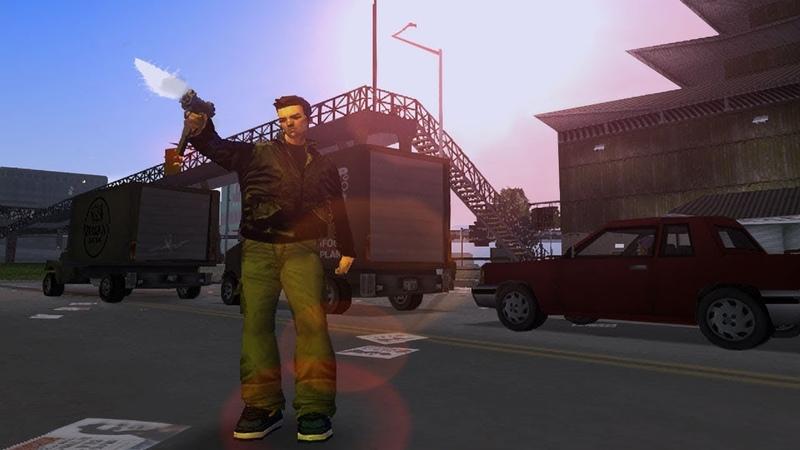 GTA III прохождения часть 2 проходим все миссия Джоуи